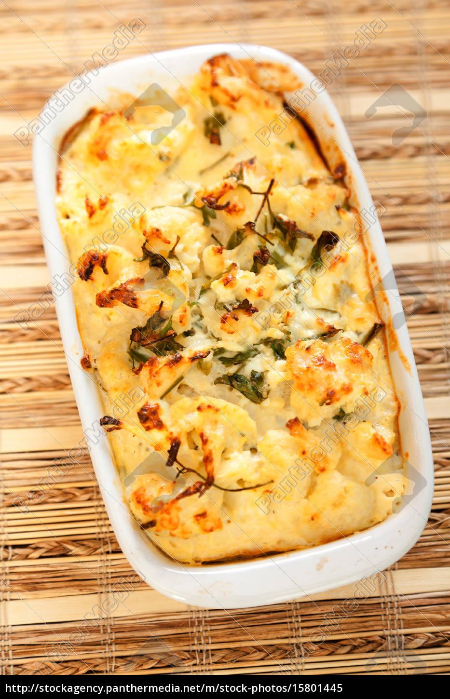 cauliflower, casserole, cauliflower, casserole, cauliflower, casserole, cauliflower, casserole - 15801445