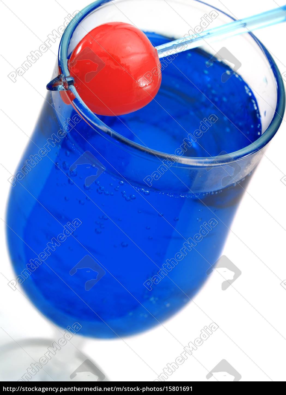 cocktails, collection, -, absolut, blue, souvenir - 15801691