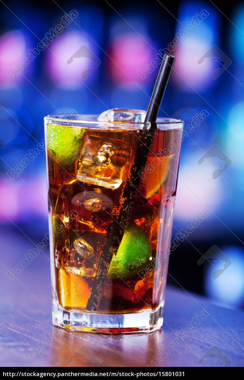 cocktails, collection, -, cuba, libre, cocktails, collection - 15801031