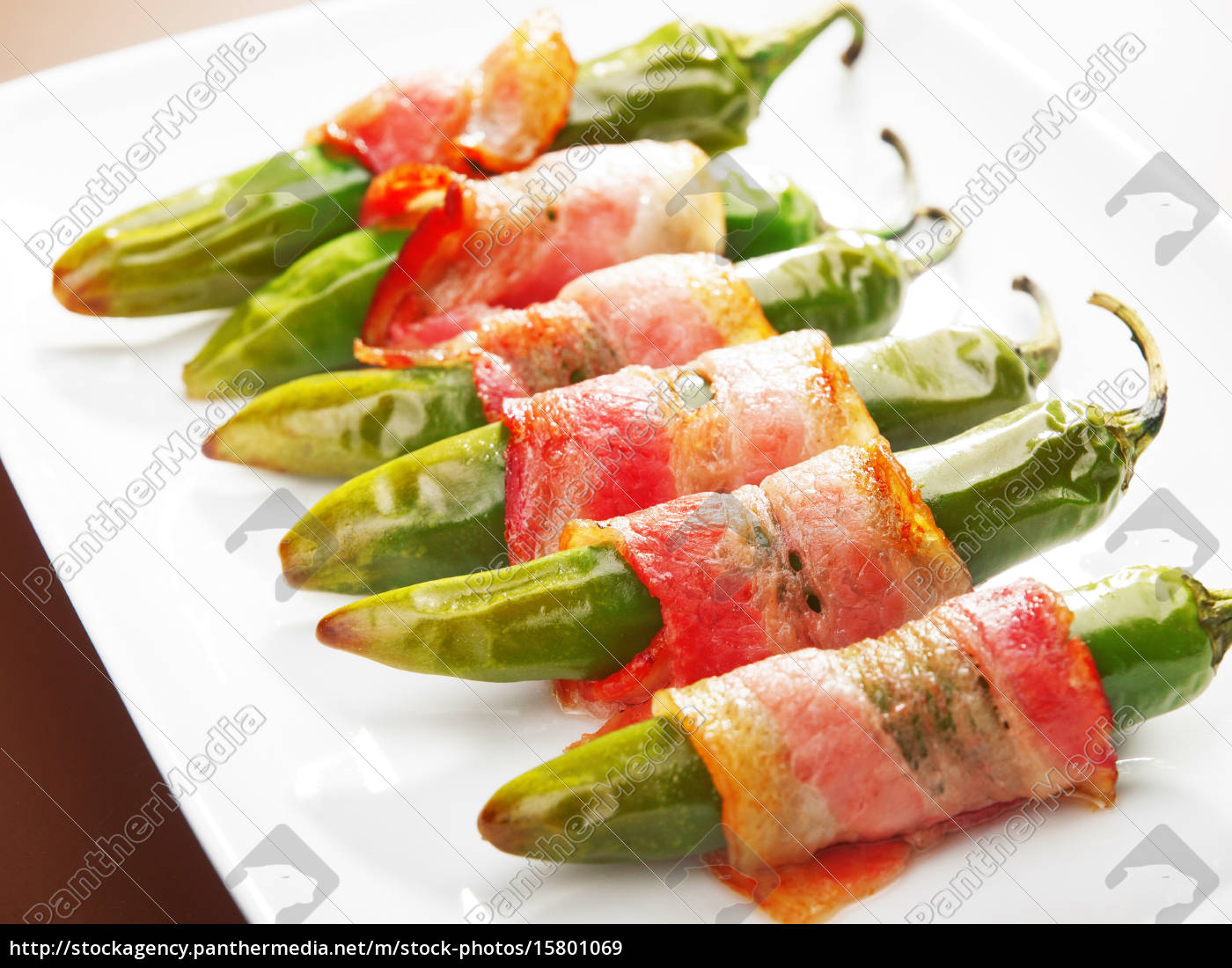 grilled, jalapenos, wrapped, in, bacon, grilled, jalapenos - 15801069