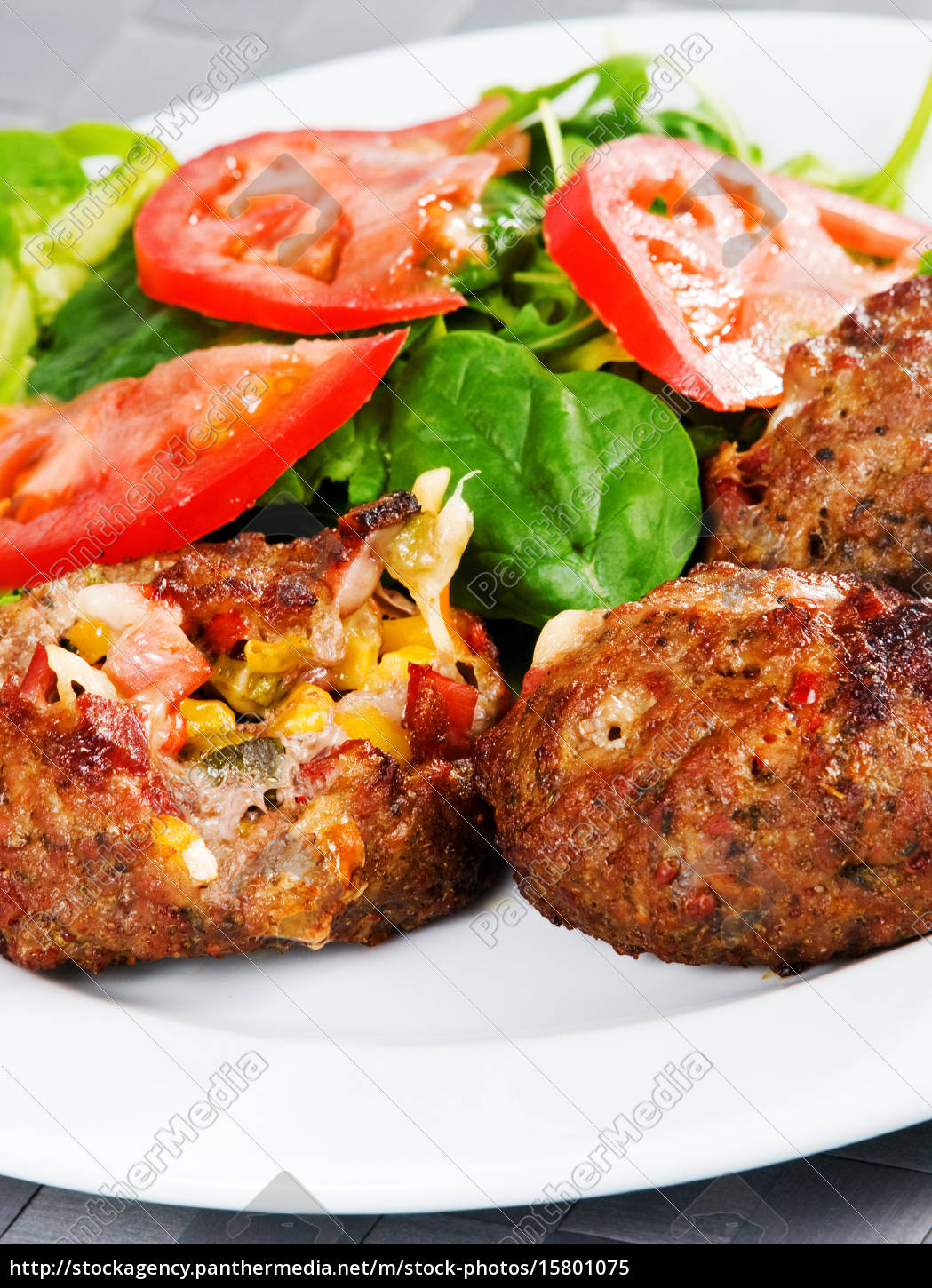 meatballs, with, corn, and, cheese, meatballs, with - 15801075