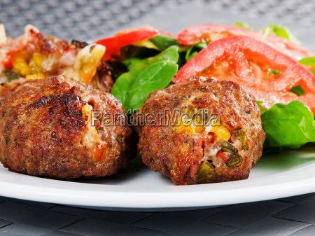 meatballs, with, corn, and, cheese, meatballs, with - 15801079