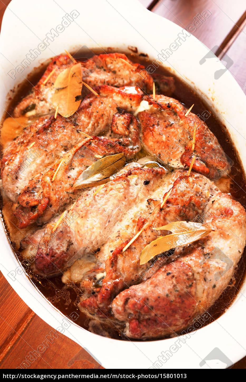 pork, roulades, pork, roulades, pork, roulades, pork, roulades - 15801013