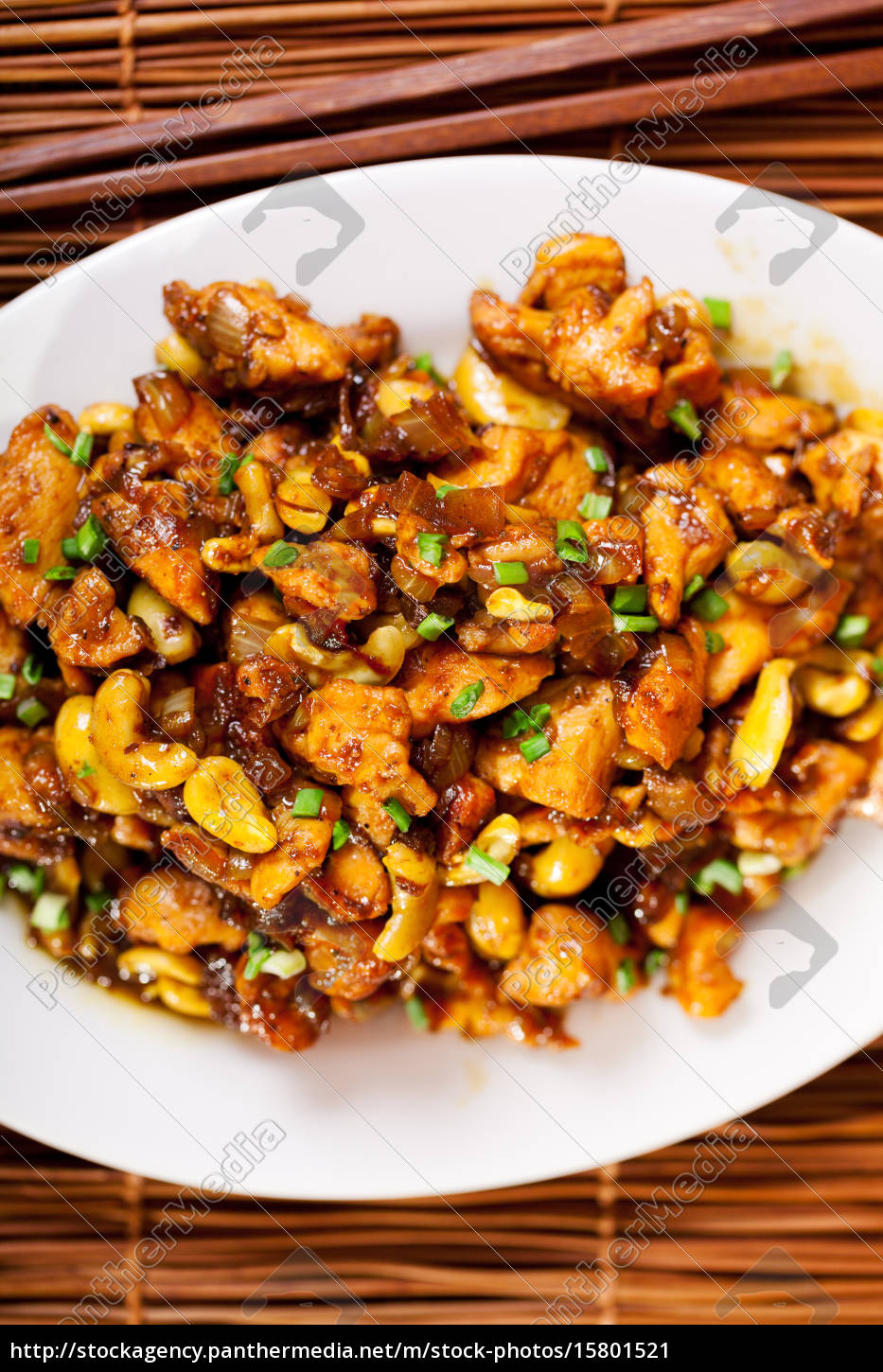 thai, chicken, with, cashew, thai, chicken, with - 15801521