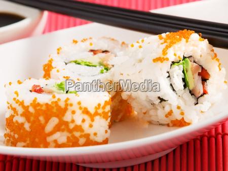 uramaki, sushi - 15801307
