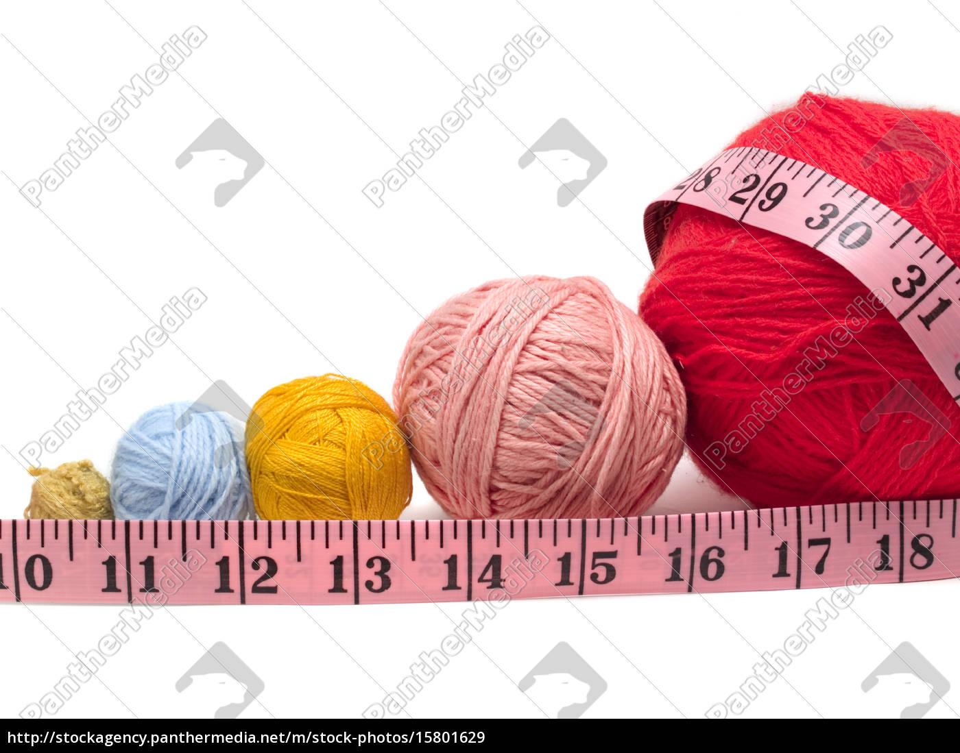 yarn, balls - 15801629