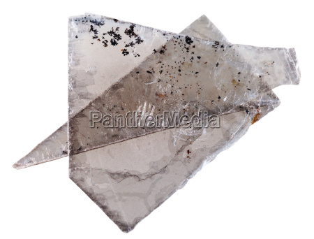 natural mineral muscovite common mica plates