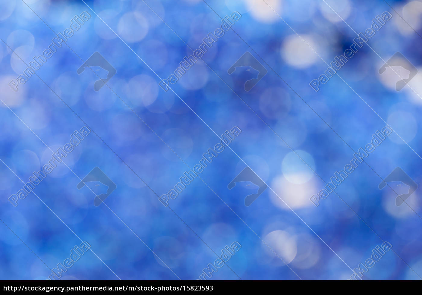blue, blurred, background - 15823593