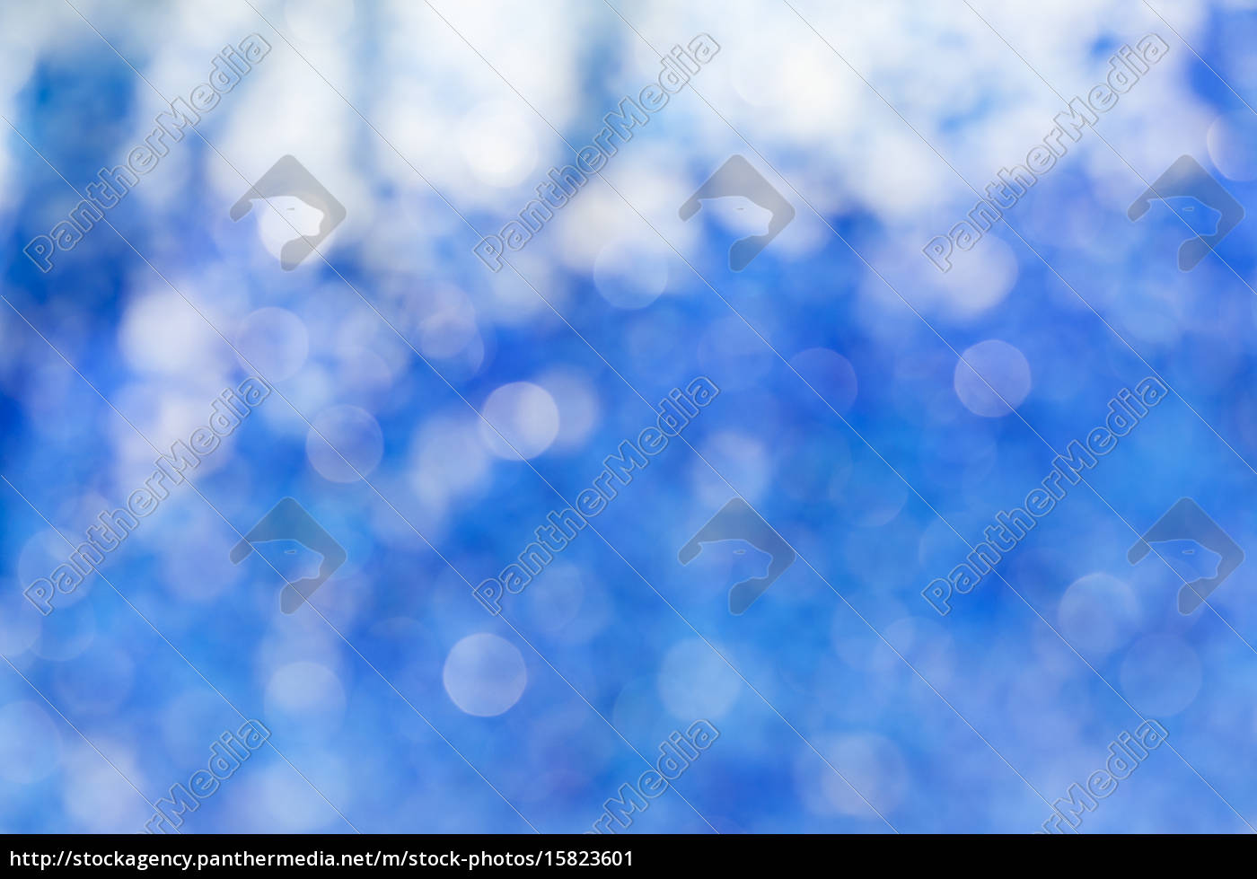 blue, blurred, background - 15823601
