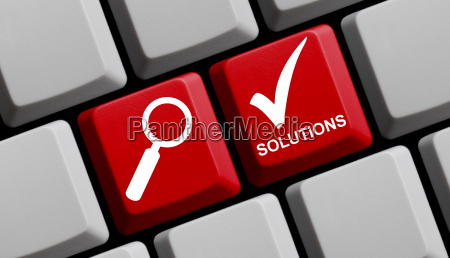 online search for solutions solutions