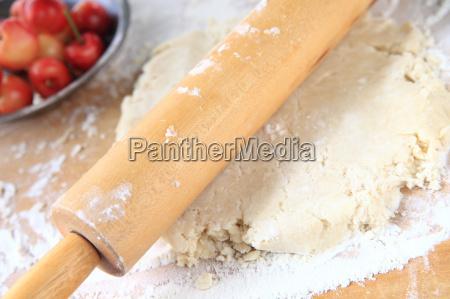 pie crust preparation