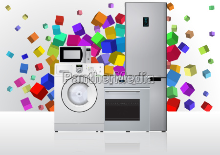 appliances machine