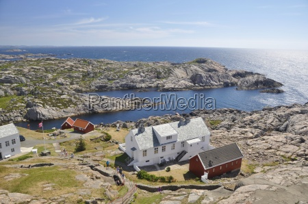 southernmost point in norway lindesnes
