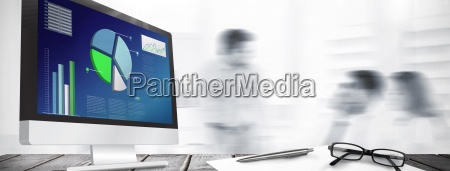 composite image of computer screen
