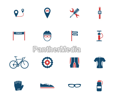 bycicle simply icons