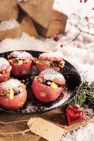 vegetarian festive food for christmas