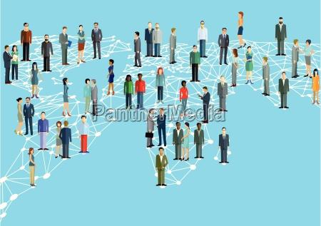 networking worldwide