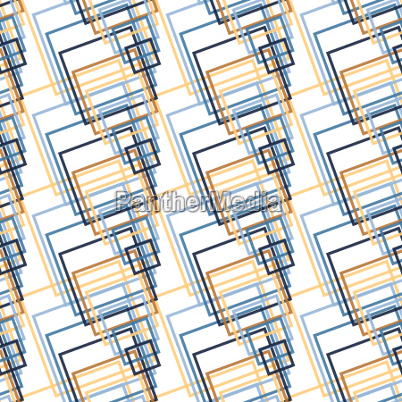seamless colorful abstract modern rectangle pattern