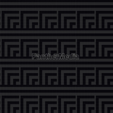 seamless black and white abstract modern