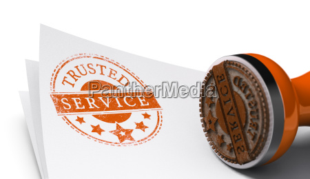 trusted service satisfaction guaranteed