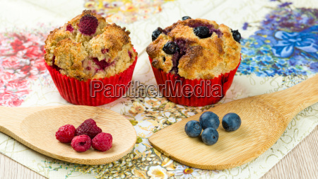 cupcakes with natural ingredients