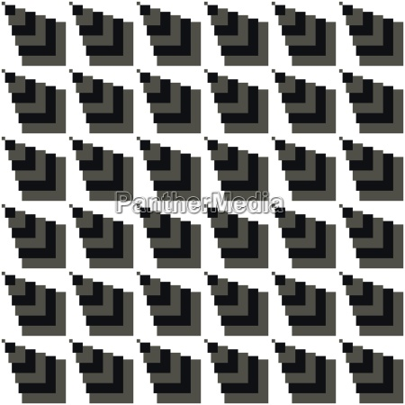 seamless gray pattern from square intersections