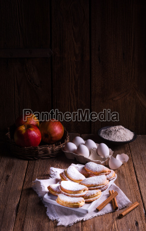 fruity apple cinnamon most biscuits