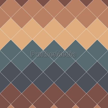 seamless colorful pattern from square intersections