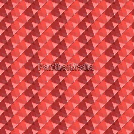 seamless colorful modern triangle pattern