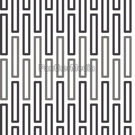 seamless black and white abstract pattern