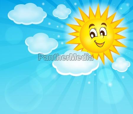 happy sun topic image 2