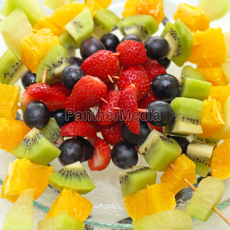 fruits sticks