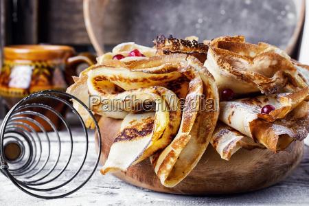 delicious homemade pancakes