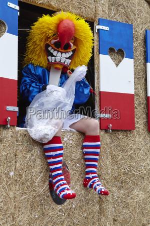 basel switzerland carnival 2016