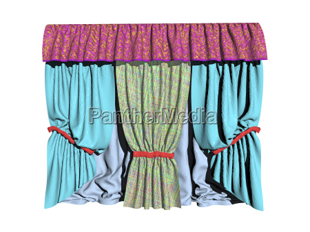 exempted curtains