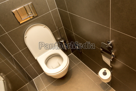 interior of the room toilet