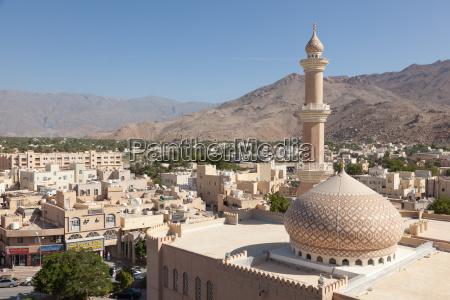 old town of nizwa oman