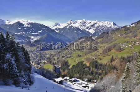 silvretta montafon ski resort