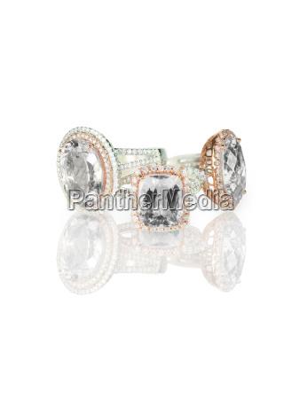 large cushion cut modern diamond halo
