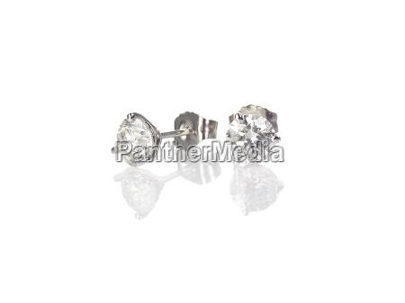 diamond stud fine jewelry round brilliant