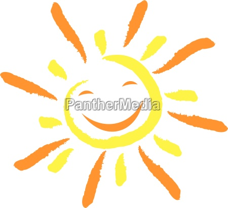 sun, and, smile, face, laughter - 16285847