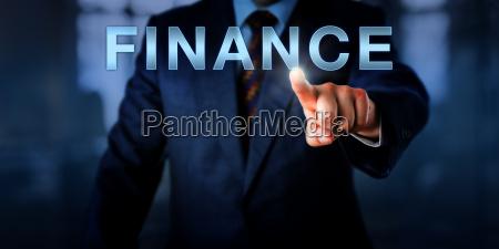 corporate director pressing finance