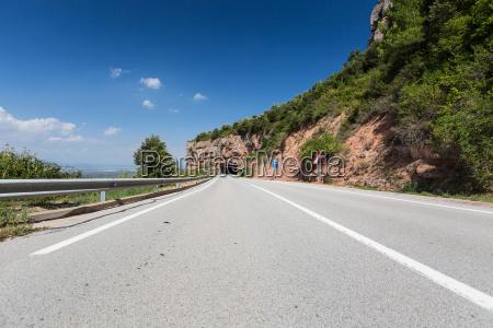 rural, road, among, rocks, at, summer - 16323411