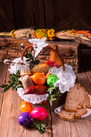 basket, of, food - 16324913