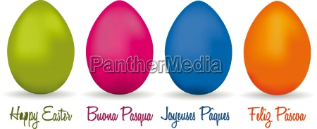 cheerful, easter, background, with, colorful, decorated - 16324287