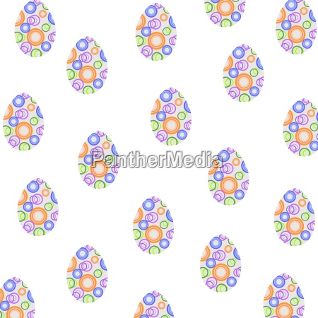 cheerful, easter, background, with, colorful, decorated - 16324385