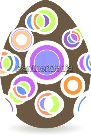 cheerful, easter, background, with, colorful, decorated - 16324291