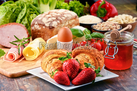 composition, with, variety, of, organic, food - 16324775