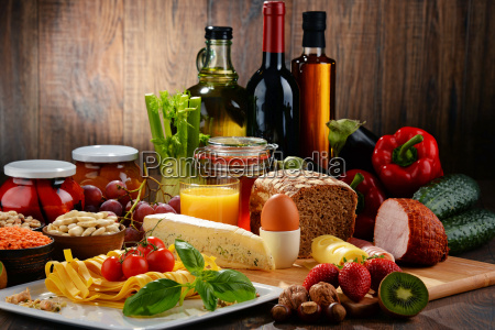 composition, with, variety, of, organic, food - 16324795