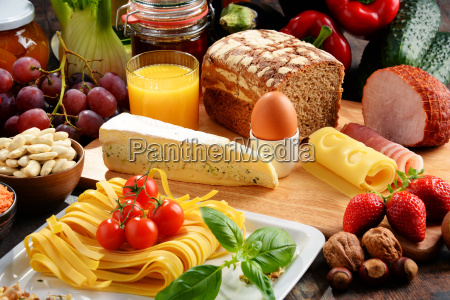 composition, with, variety, of, organic, food - 16324801